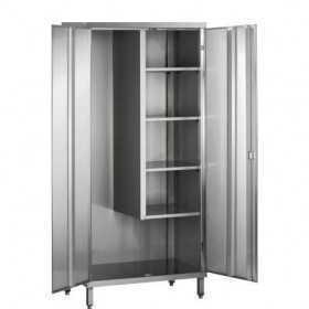 armoire entretien inox