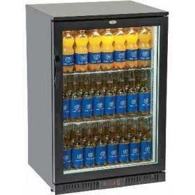 Arrière bar réfrigéré vitre Compact 1 porte