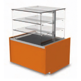 Vitrine Isotech Easy Slim neutre tour