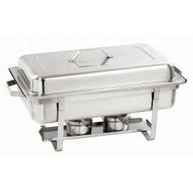 CHAFING DISH ROND INOX GN 1 / 1 100MM H305MM