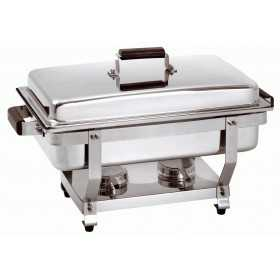 CHAFING DISH ROND INOX GN 1 / 1 65MM H385MM