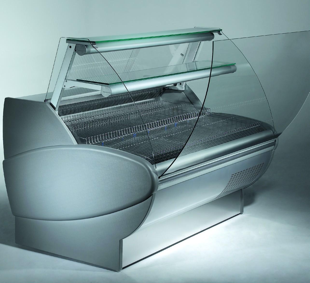 vitrine réfrigérée boucherie