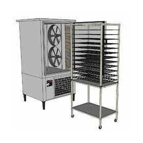 Cellule de refroidissement rapide ACFRI RS 50 FOUR/RL 10 NIVEAUX