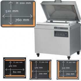 Machine sous vide Henkelman Polar 80