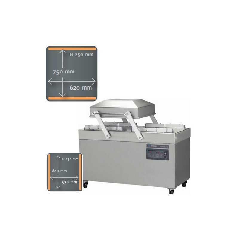 Machine sous vide Henkelman Polar 2-75