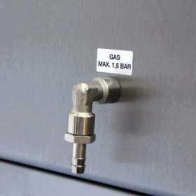 Système injection de gaz