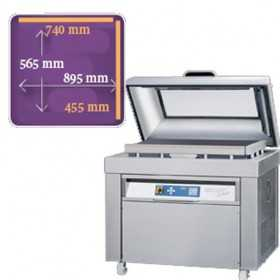 Machine sous vide mobiles Komet S 501