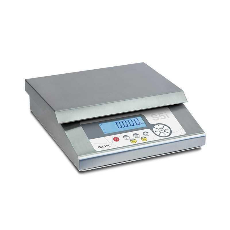 Balance inox Scale precision S5I