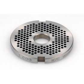 Plaque R70 - trous 5&6 mm