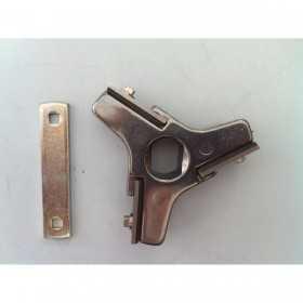 Couteau à lames rapportées H82
