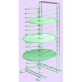 Râtelier vertical 15 grilles jusqu'a 36 cm
