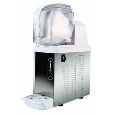 Machine à glace à l'italienne mono-cuve 2L