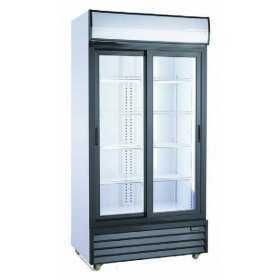 Armoire à boisssons 2 portes coulissantes 650 L