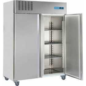 Armoire réfrigérée négative super pro 2 portes 1400L inox