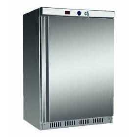 Armoire réfrigérée négative inox 200L