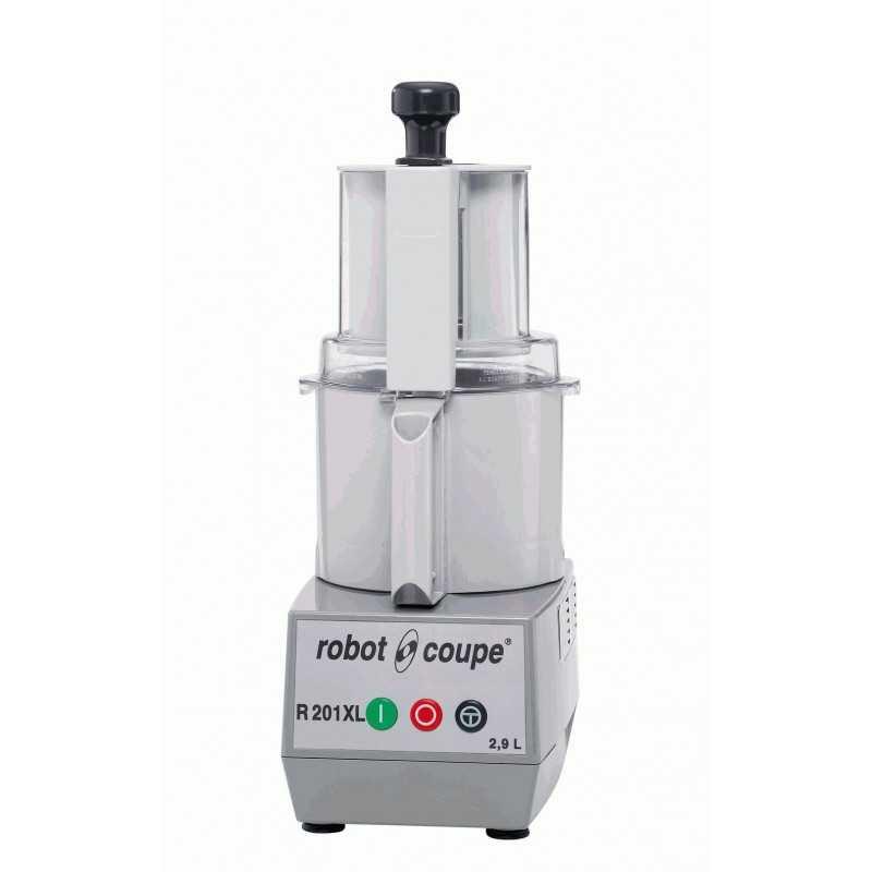 COMBINE CUTTER COUPE LÉGUMES ROBOT COUPE R 201 XL
