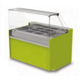 Vitrine Isotech Easy Slim réfrigérée saladette