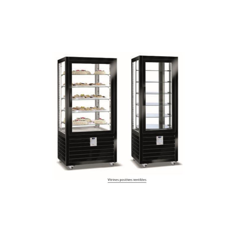 Vitrine réfrigérée ISOTECH Quadro Neo Séries SPSV/SXLV