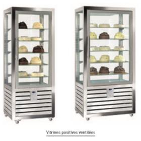 Vitrine réfrigérée ISOTECH QuadroPlus QPSV/QXLV