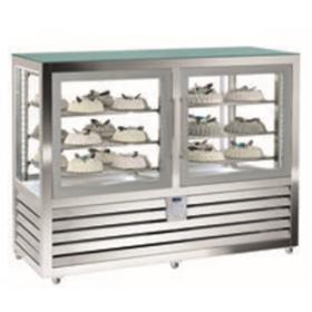 Vitrine réfrigérée ISOTECH QuadroPlus QGLS/QXLS