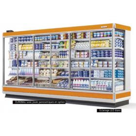Vitrine réfrigérée libre-service SEDA H200 PV