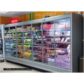 Vitrine réfrigérée libre-service SEDA H220 PV