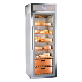 Vitrine réfrigérée ISOTECH Wall Fromagerie