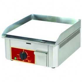 Plancha électrique chrome dur 400x400 mm