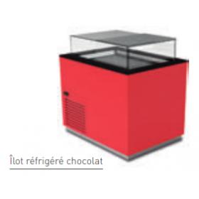 Vitrine ISOTECH Venus Chocolat
