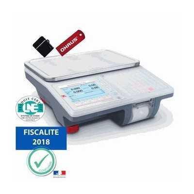 Pack Balance poids prix Ohaus Skipper 7000 + Fiscalité 2018