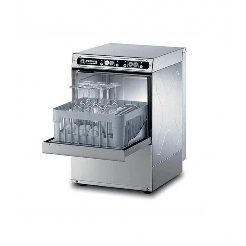 Lave-verre professionnel avec pompe de vidange 350x350 KRUPPS