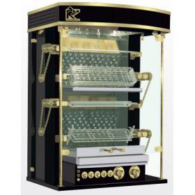 Rôtissoire à gaz ROTISOL Olympia Luxe 4 broches