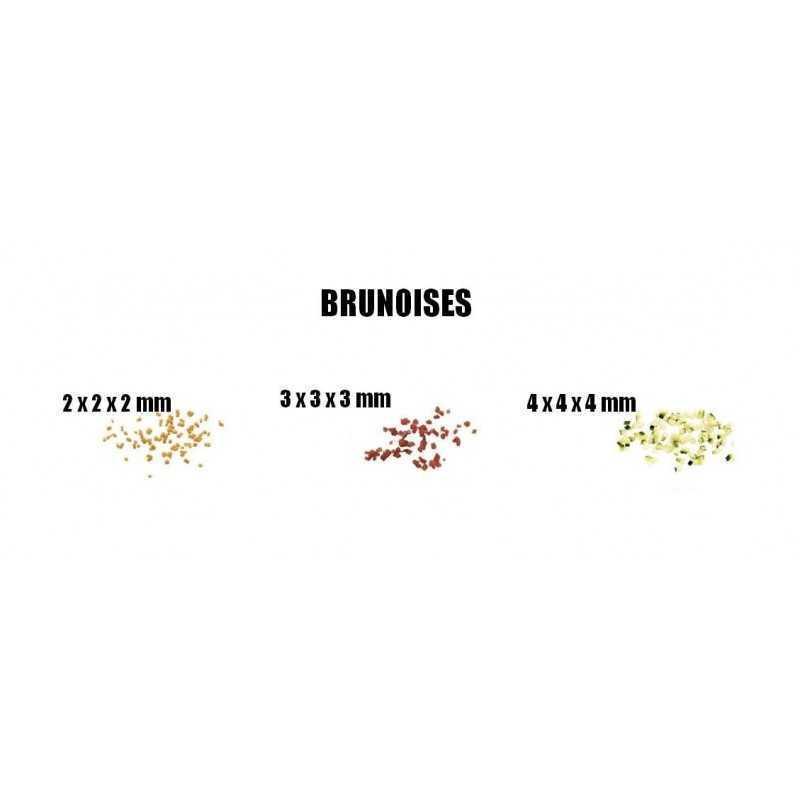 BRUNOISE 4X4X4MM RÉF 18176