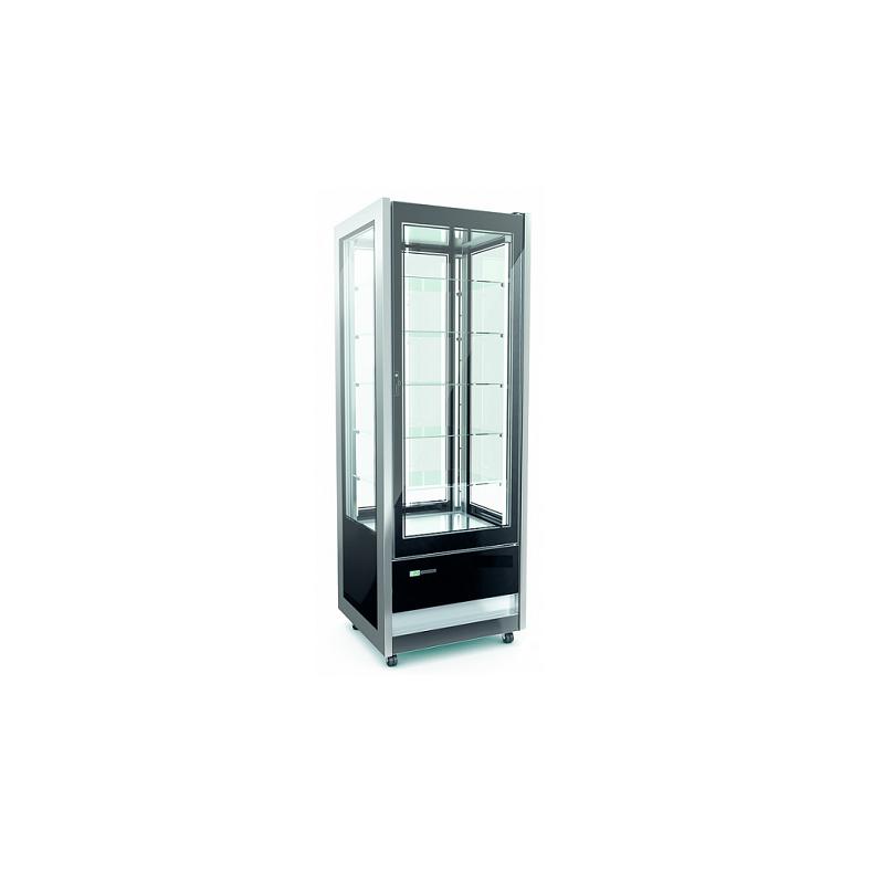 Vitrine réfrigérée ISA Cristal Tower 725 RV TN