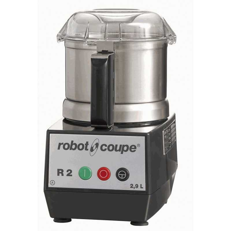 CUTTER DE TABLE ROBOT COUPE R 2