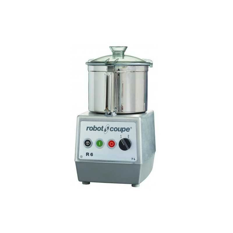 CUTTER DE TABLE ROBOT COUPE R 6