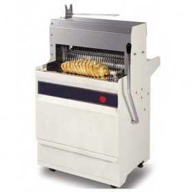 Trancheur à pain sur meuble coupe 8 mm