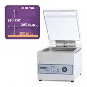 Machine sous vide de table Komet top vac