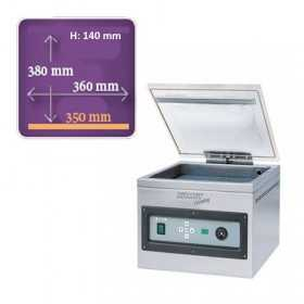 Machine sous vide de table Komet vacuboy