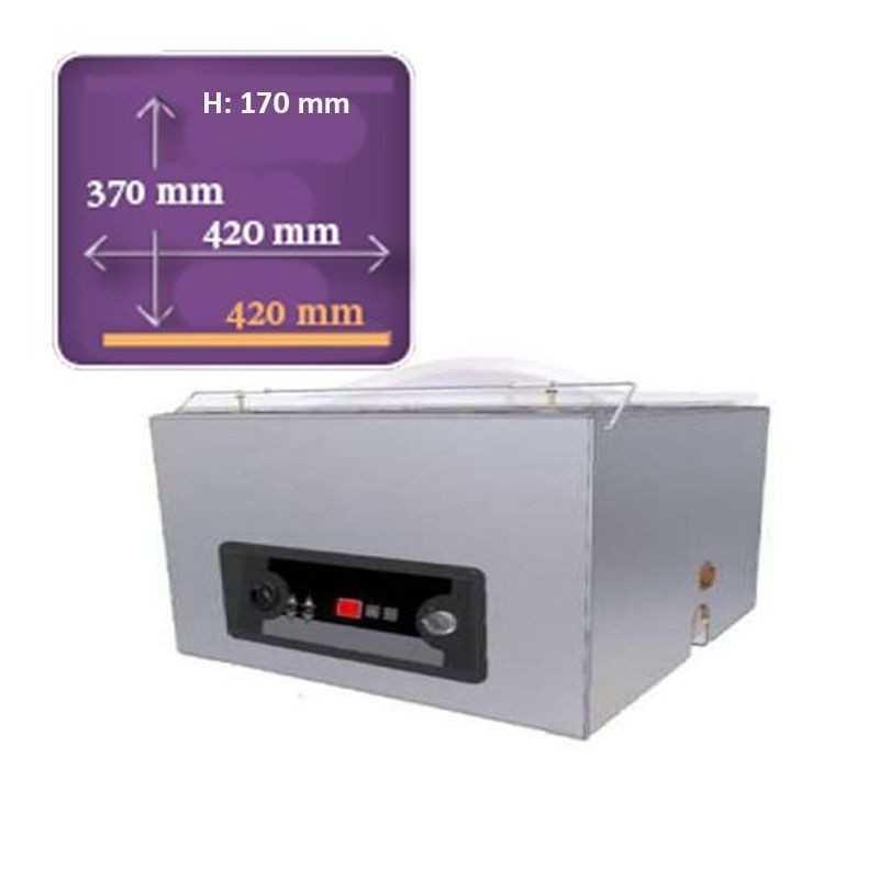 Machine sous vide Turbovac 180 ST