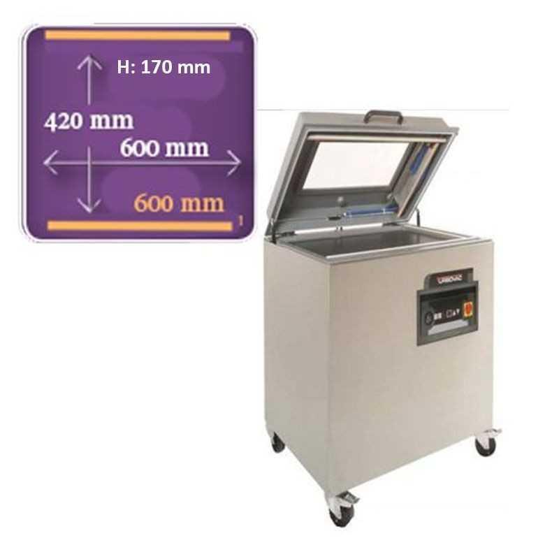 Machine sous vide Turbovac SB 620