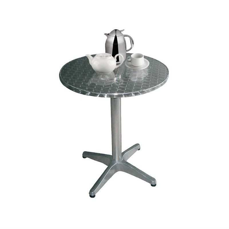 Table bistro ronde 800mm