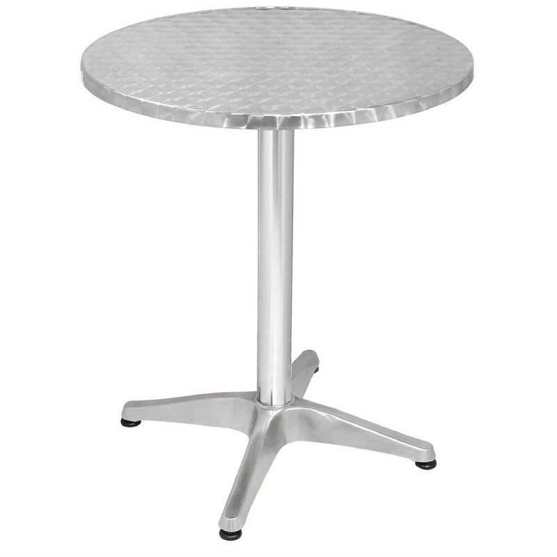 Table bistro ronde 600mm