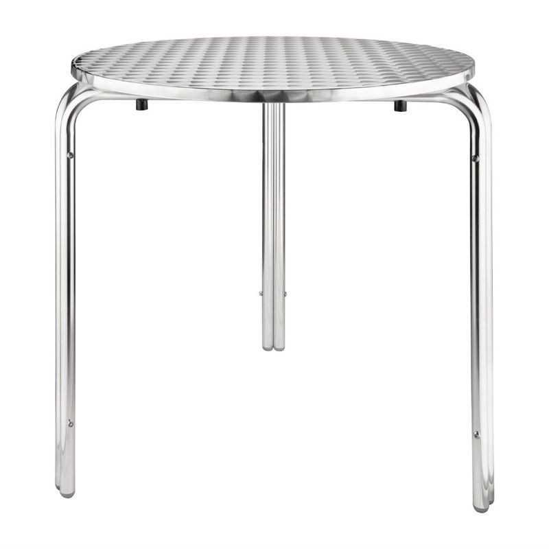 Table bistro ronde 700mm