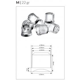 Machine à glaçons pleins Icetech SS35