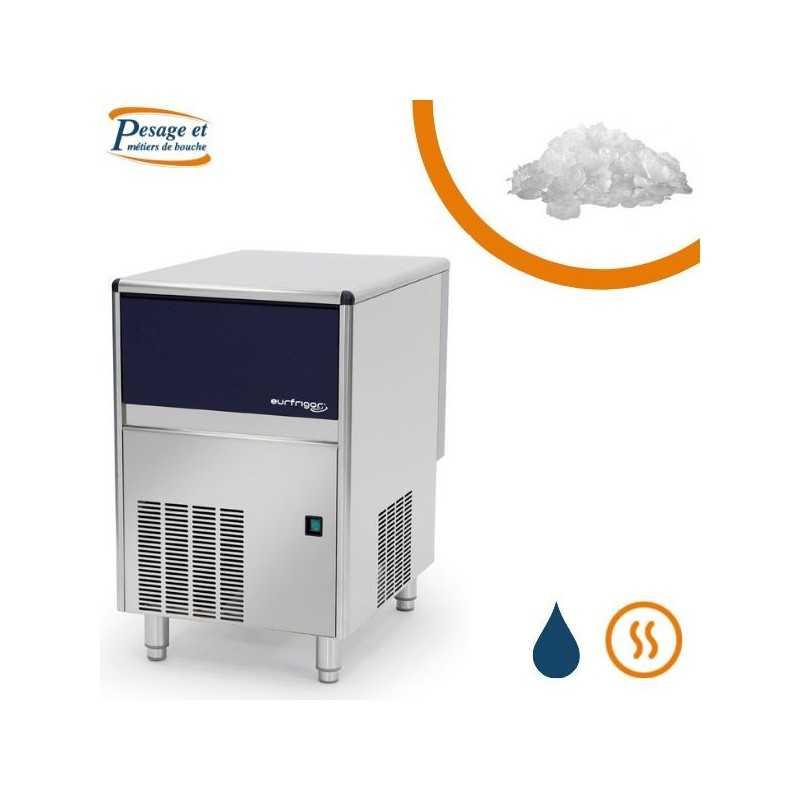 Machine à glace paillette professionnelle 60kg/24h