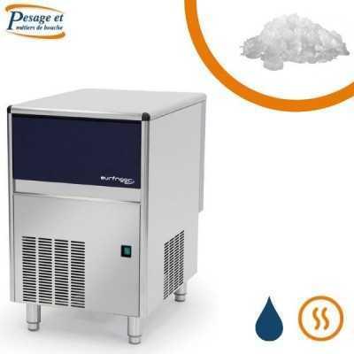 Machine à glace à paillettes professionnelle 60kg/24h