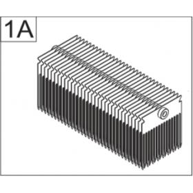 bloc lames de rechange 12 mm