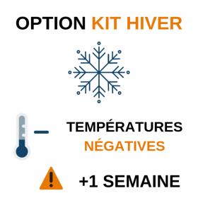 KIT HIVER pour groupe installé dans un environnement à températures négatives