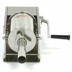 Poussoir à saucisse manuel horizontal 3L inox